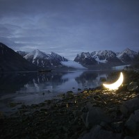 Leonid Tishkov_Journey of Private Moon in the Arctic_Magdalena fjord_2010