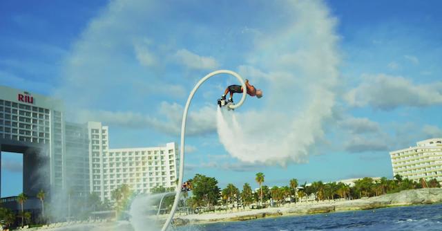 Franky Zapata hoverboard-1