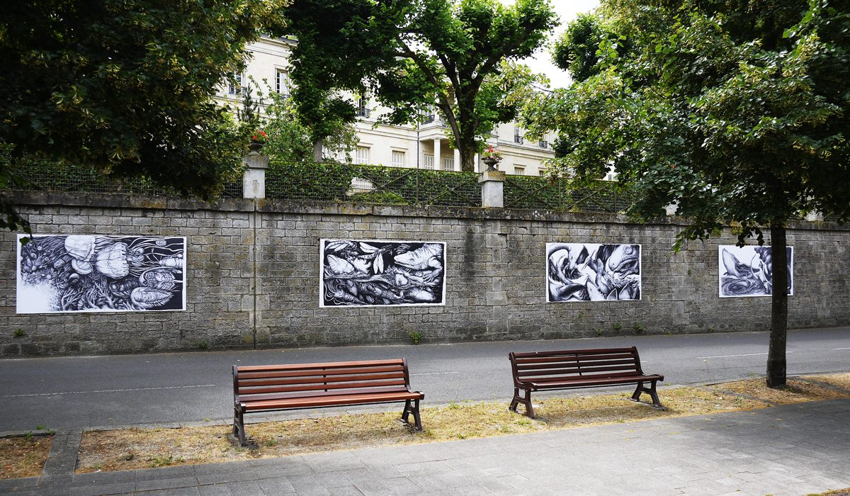 street art updates aryz seth e ericailcane. Black Bedroom Furniture Sets. Home Design Ideas