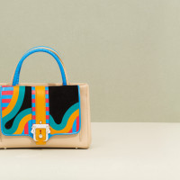 Paula-Cademartori_Fall-Winter-2014-15_Daylily-Hand-Bag_Multicolour_Nappa_Suede_Geometric-Design_detail-1280x822