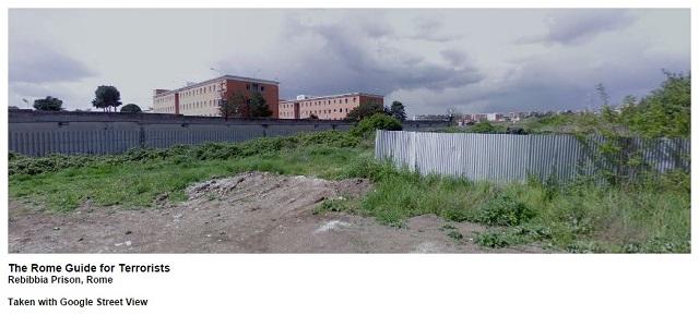 Rebibbia Prison