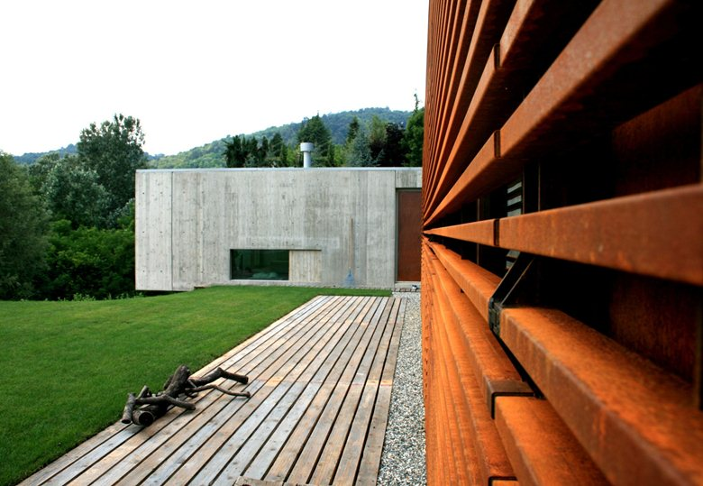 Casa y a torino - Architettura casa moderna ...