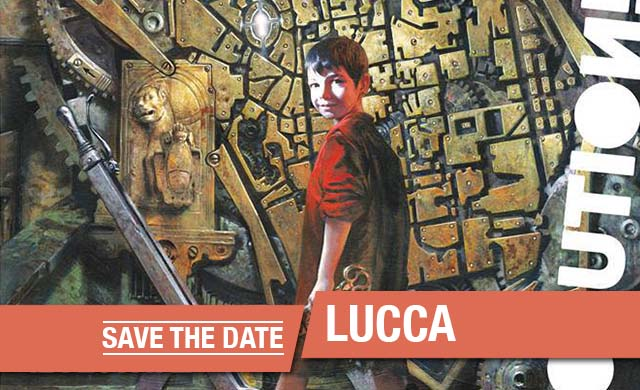 save the date_lucca comics 2014