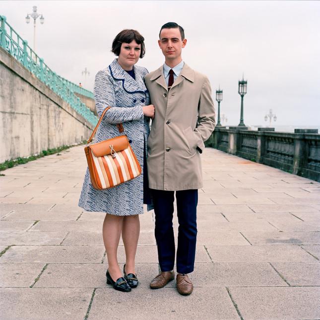 Carlotta Cardana coppie anni 60