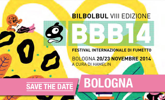 save the date bilbolbul2014