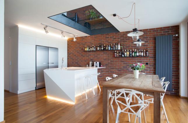 B2 Architecture prague loft