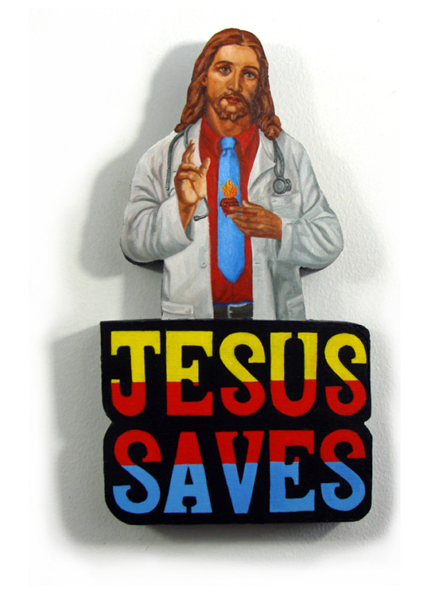 Adamyan jesus saved me from cancer