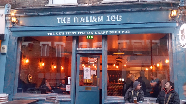 the italian job_london_2