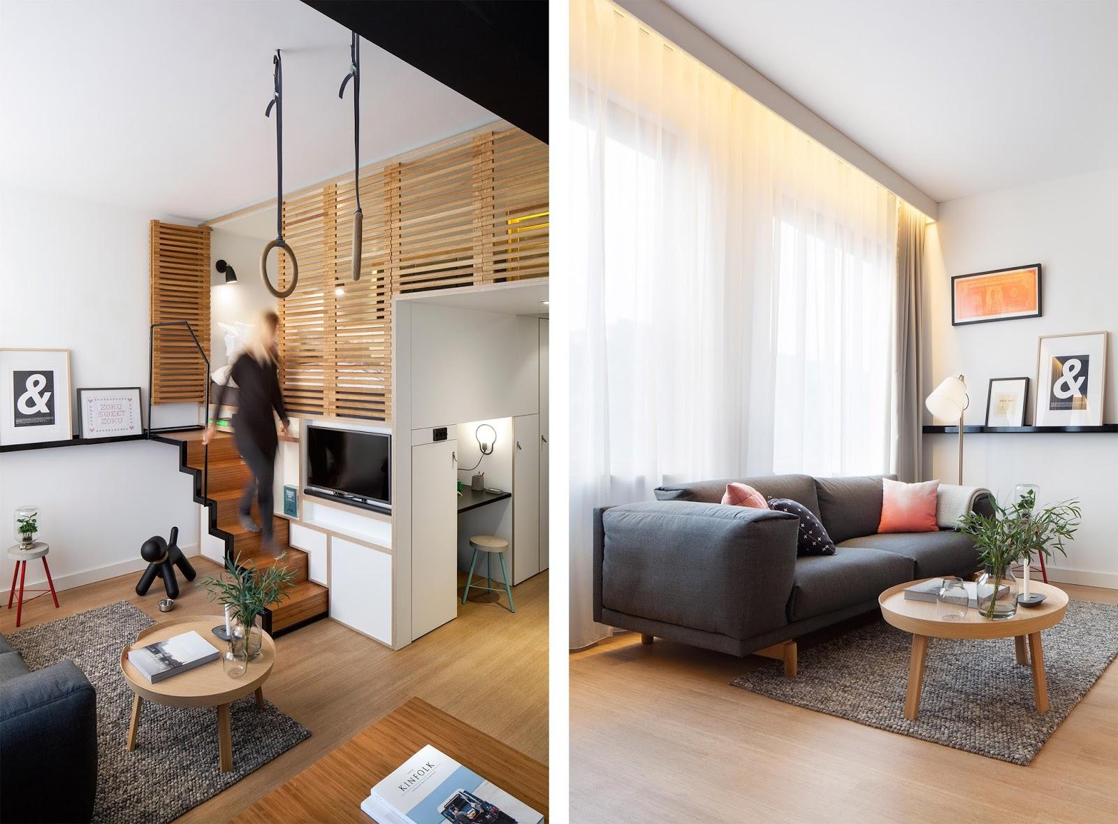 Zoku loft: rivoluzionare il concetto di stanza d'albergo ...