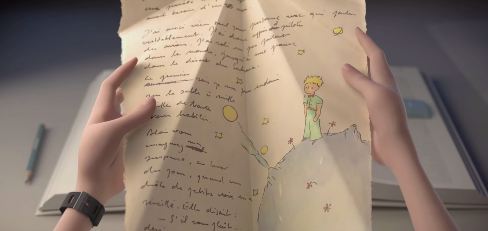 Il piccolo principe al cinema la storia più letta di