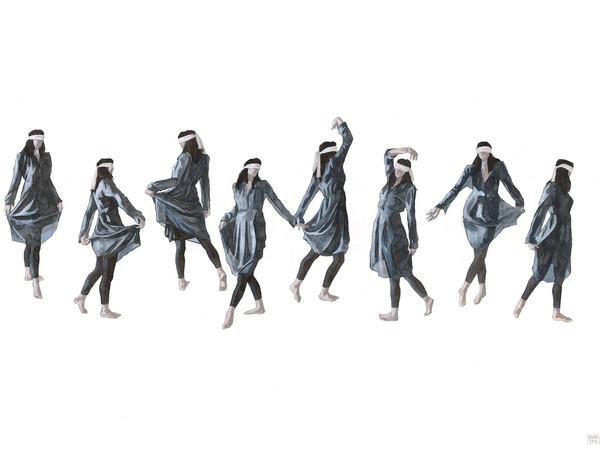 48509-DCG_Hyuro_Baile_como_acto_de_resistencia_Dance_as_an_act_of_resistance_Watercolor_on_paper_100x70_cm