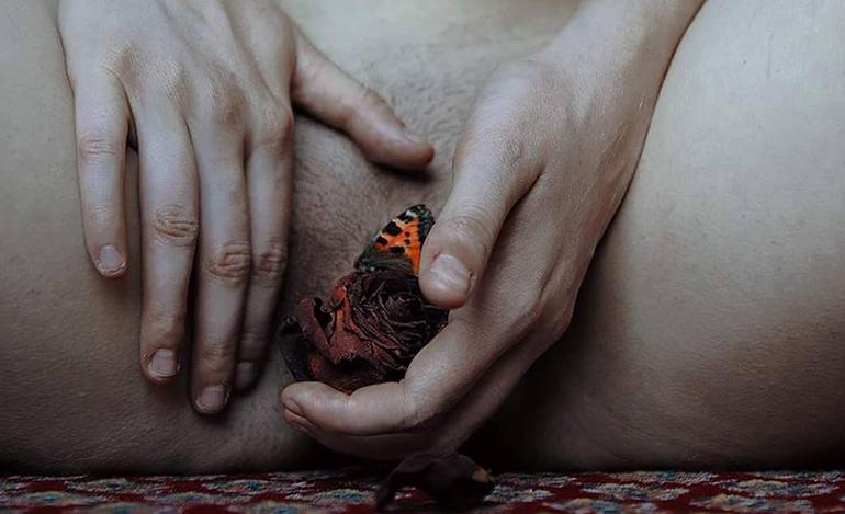 L'estetica dell'orgasmo di Elena Helfrecht