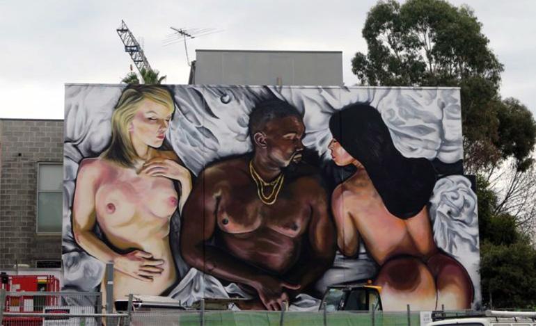 Lush a Melbourne con Kanye West, Kim Kardashian e Taylor Swift