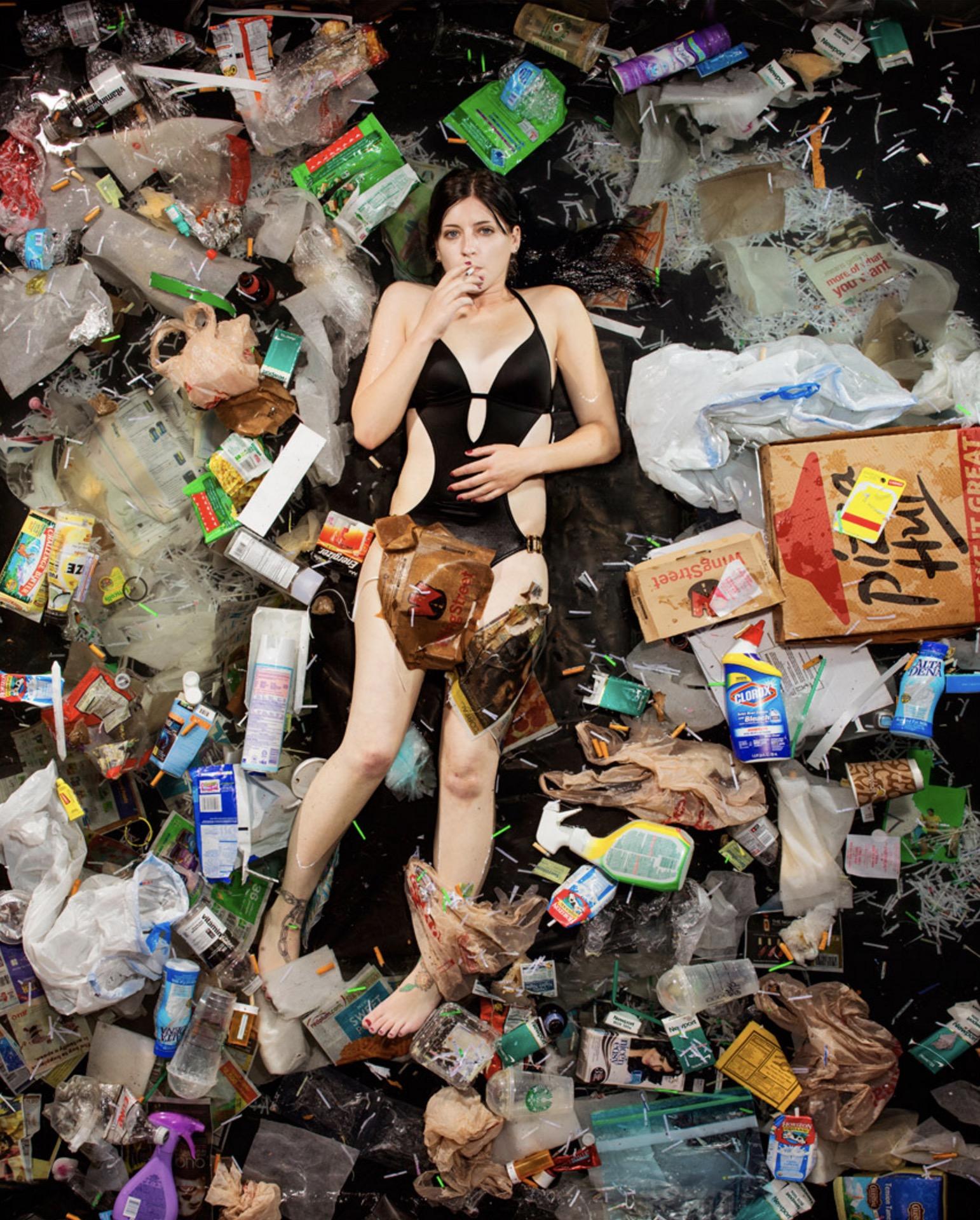 7 Days Of Garbage_Gregg Segal_organiconcrete_2