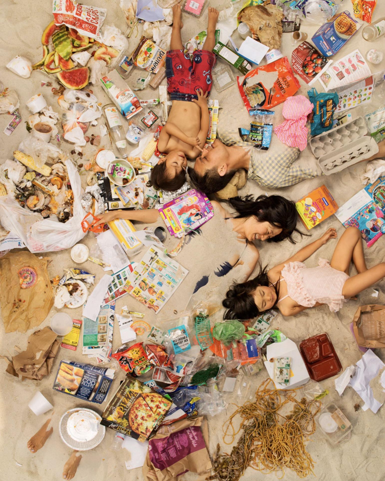 7 Days Of Garbage_Gregg Segal_organiconcrete_5