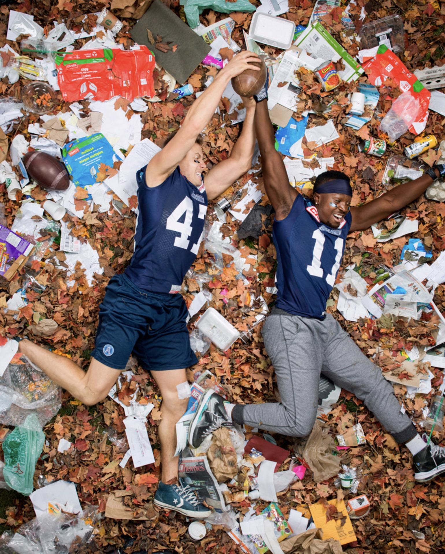 7 Days Of Garbage_Gregg Segal_organiconcrete_7