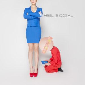 """""""Heil Social Project"""" di Giulia Privitera: sei quello che condanna, sei quello che subisce"""
