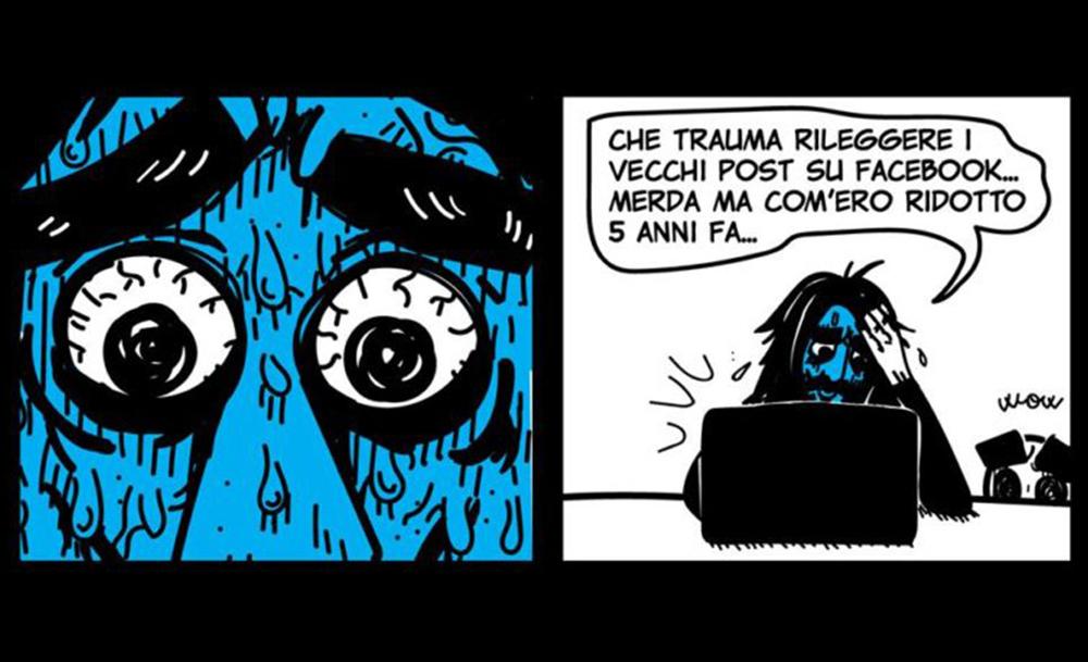 Jonata Canapeti: una contaminazione di soluzioni visive e l'arte della web comic