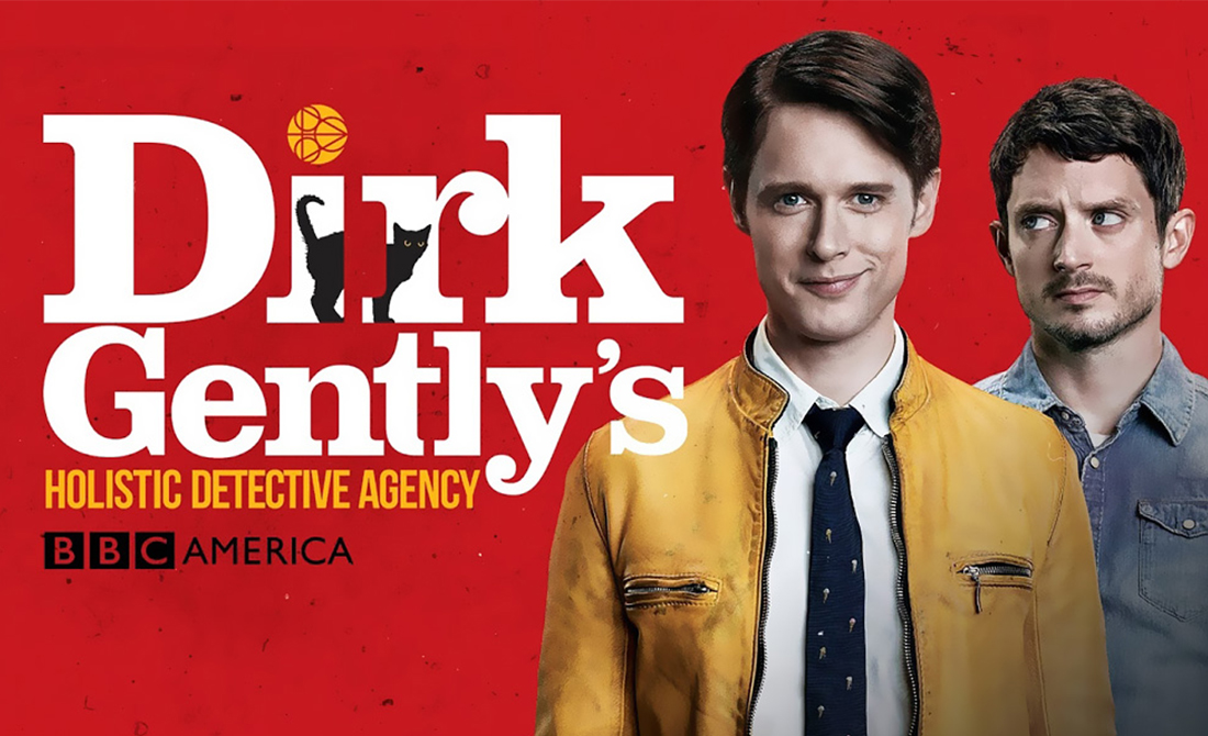 Dirk Gently: in onda una nuova serie tv con Elijah Wood