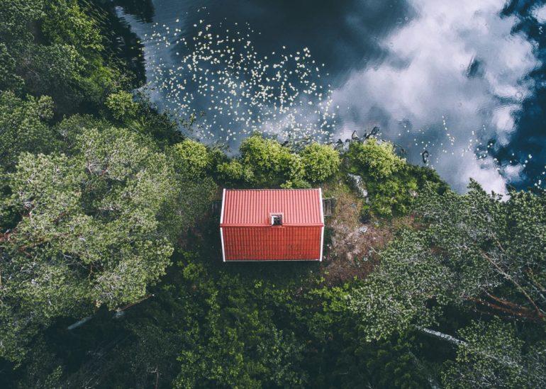 Amato In Scandinavia con i droni: i paesaggi mozzafiato di Tobias Hägg  AK48