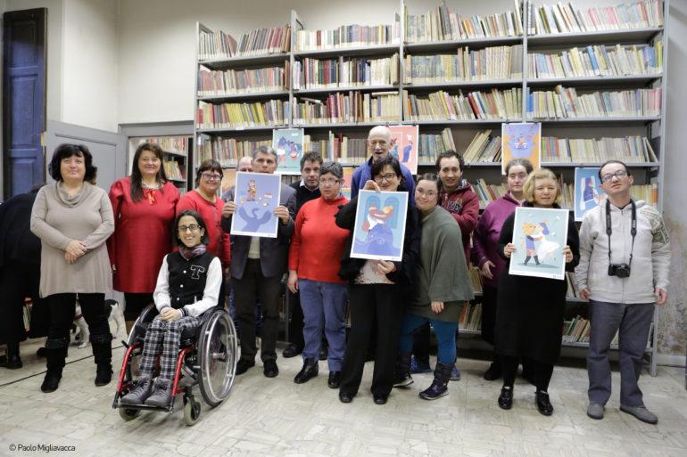 Bellinzago - racconti dei disabili - foto Paolo Migliavacca/Ciost